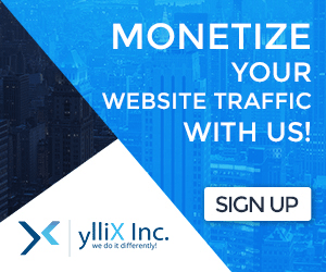 Monetize your website traffic wi</div><div class=